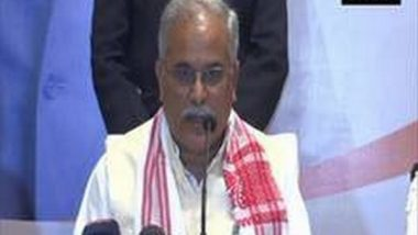 India News | Chhattisgarh: Baghel Says Proposed Law to Acquire Private College Linked to Son-in-law's Kin in Public Interest