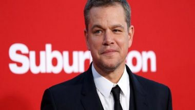 Matt Damon Retires His Homophobic 'F-Slur' After His Daughter Calls It Dangerous