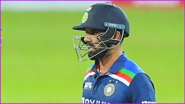 India vs Sri Lanka 2nd ODI 2021 Stat Highlights: Deepak Chahar Shines in IND's Seven-Wicket Win
