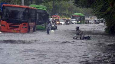Delhi Weather Update: Waterlogging, Traffic Snarls in National Capital As Rains Continue