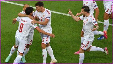 Denmark Beat Czech Republic 2-1 to Reach UEFA Euro 2020 Semi-Finals