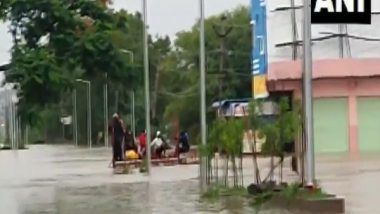 India News | Telangana Flood: CM Instructs Officials to Take Preventative Measures on War Footing