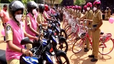 Kerala Police Launches 'Pink Protection' for Safety of Women in Public, Private and Digital Spaces