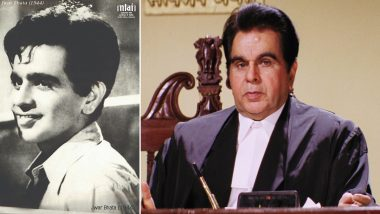 Dilip Kumar Passes Away: From Jwar Bhata to Qila, Know More About the First and Last Film of The Actor