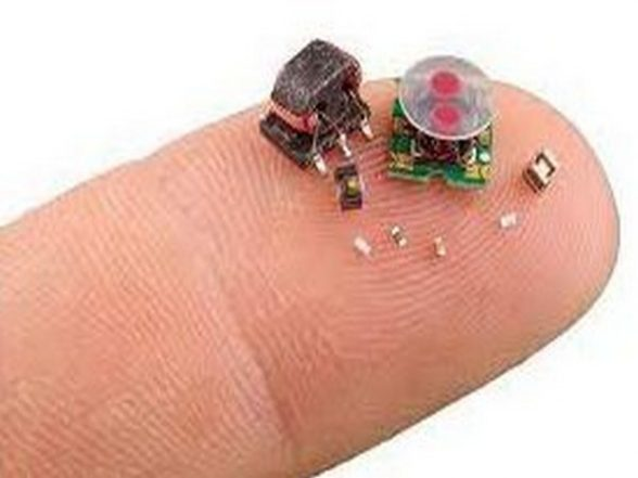 Science News   Scientists Create Rechargeable Swimming Microrobots Using Oil, Water - LatestLY