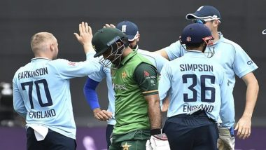 Michael Vaughan Takes a Salty Jibe at Babar Azam & Co After Their Dismal Performance Against England in 1st ODI, Says 'Love Watching Pakistan Play'