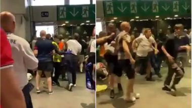 England Fans Brutally Attack Italy Supporters After Three Lions Lose Euro 2020 on Penalties, Shameful Videos Go Viral