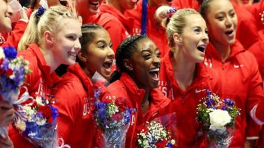 Sports News   Tokyo Olympics: Team USA Show Great Rhythm During Official Practice