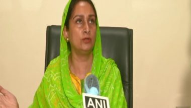 India News   Farmers Will Take Their 'revenge' in Upcoming Assembly Poll, Says Harsimrat Kaur Badal
