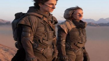 Entertainment News   Warner Bros. Releases New Intriguing Trailer of 'Dune'