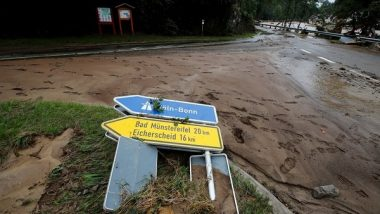 World News | Belgium's Wallonia to Create Emergency Help Mechanism for Flood Victims