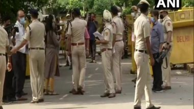India News | Farmers Get Permission from Delhi Police, Government to Hold Protest at Jantar Mantar Site