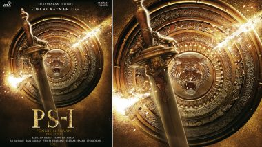 Ponniyin Selvan Part 1 First Look Out! The Mani Ratnam Film To Release In 2022 (View Pic)