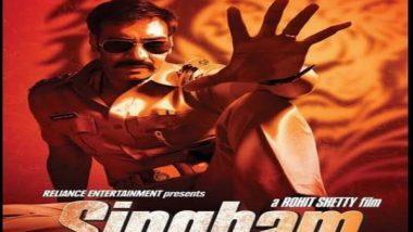 Entertainment News | Ajay Devgn Gets Nostalgic as 'Singham' Clocks 10 Years