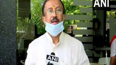 India News | Saseendran Phone Call Row:  Muraleedharan Slams Kerala CM for Supporting State Forest Minister