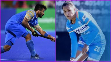 India Hockey Schedule at Tokyo Olympic Games 2020: Get Indian Men's and Women's Hockey Teams' Time Table, Match Fixtures in IST