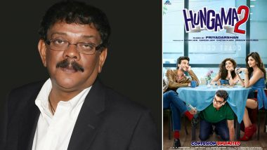 Hungama 2: Shilpa Shetty Shares Experience of Working With Filmmaker Priyadarshan in His Next