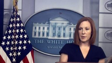 World News | White House 'deeply Disappointed' with China for Rejection of Fresh COVID-19 Probe