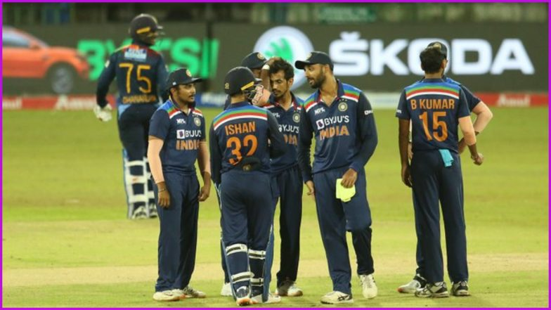 India vs Sri Lanka 2nd T20I 2021 Preview: Likely Playing XIs, Key Battles, Head to Head and Other Things You Need to Know About IND vs SL Cricket Match in Colombo