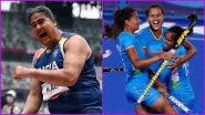 Team India at Tokyo Olympics 2020 Recap of July 31: Check Out India's Medal Tally and All Event Results