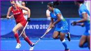 Great Britain Beat India 4-1 in Women's Hockey at Tokyo Olympic Games 2020