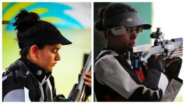 Anjum Moudgil & Tejaswini Sawant Fail to Qualify for Round 3, 50 Meter Rifle Event at Tokyo Olympics 2020