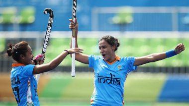 KKR, VVS Laxman, Kiren Rijiju & Others Hail Indian Women's Hockey Team Despite Losing Semifinals to Argentina At Tokyo 2020, Netizens Cheer up Rani Rampal & Co Ahead of Bronze Medal Match