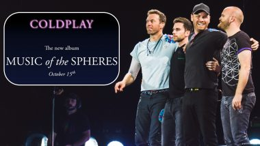 Coldplay Announces New Album 'Music Of The Spheres', British Band Reveals Its Tracklist and Release Date
