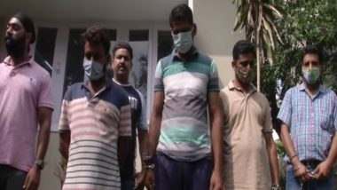 India News | Three Held with 2 Kg Heroin from India-Pakistan Border