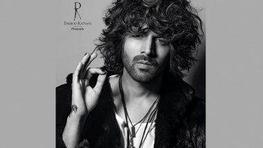 Kartik Aaryan Is a 'Sexy Munda' in Fur and Messy Hairdo As He Poses for Dabbbo Ratnani Calendar 2021!
