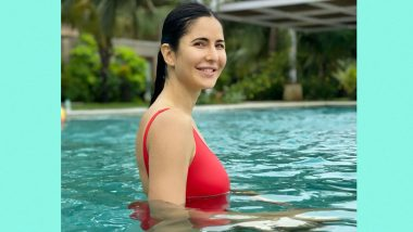 Katrina Kaif Birthday: Actress Shares Pictures From the Pool, Thanks Everyone for the Wishes