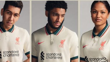 Liverpool FC Releases New Away Kits for EPL 2021-22, Fans Come Up With Mixed Reactions!