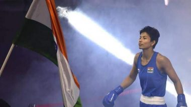 Lovlina Borgohain at Tokyo Olympics 2020, Boxing Live Streaming Online: Know TV Channel & Telecast Details for Women's Welter 69 KGS Round of 16 Coverage