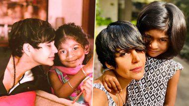 Mandira Bedi Celebrates Daughter Tara's 5th Birthday, Shares Her Adorable Pics on Instagram