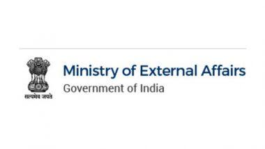 World News | Around 60 Lakh Indians Brought Back Under Vande Bharat Mission: MEA