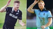 Jimmy Neesham Comes Out in Support of Ben Stokes After the England All-Rounder Takes Indefinite Break From Cricket To Prioritise Mental Well-Being