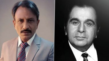 Dilip Kumar Passes Away, Rajesh Tailang Pays a Beautiful Tribute to the Legendary Actor (Watch Video)