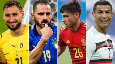 Euro 2020: From Golden Boot to Star of the Final, Here's the List of Winners at the European Championships
