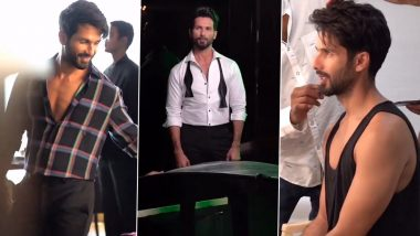 Shahid Kapoor Is a Busy Man, Shares a Video Showing Off 20 Seconds of His Hectic Life