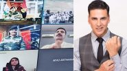 Akshay Kumar Donates Rs. 1 Crore to Rebuild a School in Kashmir, BSF Shares Pictures of Laying the Foundation Stone