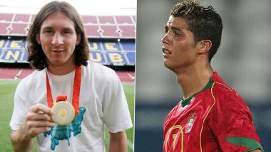 Football At Olympics: A Look At Cristiano Ronaldo and Lionel Messi's Performances At Summer Games
