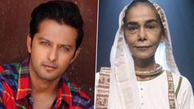 RIP Surekha Sikri: Like Avika Gor in Balika Vadhu, Even Vatsal Sheth in Just Mohabbat Started His Acting Career Working Alongside the Acclaimed Actress