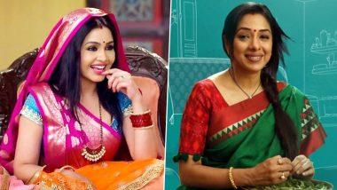 Rupali Ganguly in Anupamaa to Shubhangi Atre in Bhabi Ji Ghar Par Hai!, Take a Look at Top 5 Most Loved Female TV Stars