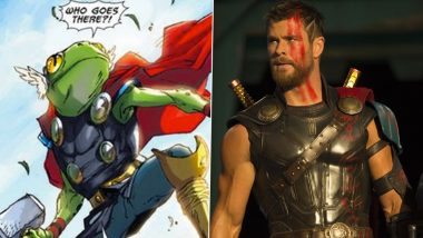 Loki: Chris Hemsworth Had an Extended Cameo as Throg, Reveals Director Kate Herron; Here's Why It Got Cut!