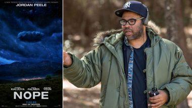 Nope: Jordan Peele Reveals First Look Poster, Title and Release Date of His Upcoming Horror Film Starring Daniel Kaluuya, Steven Yeun