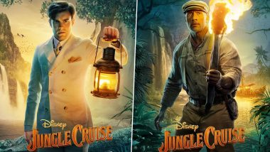 When Jack Whitehall Dislocated a Rib Working Out With His Jungle Cruise Co-Star Dwayne Johnson