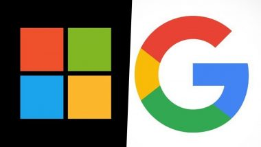 Microsoft & Google End Their Six-Year-Old Truce Pact, Here's Why