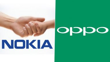 Nokia Files Patent Infringement Complaints Against Oppo in Europe & Asia