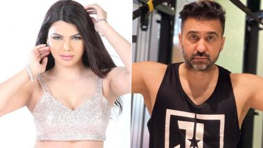 Sherlyn Chopra Summoned by Crime Branch's Property Cell to Record Her Statement in Connection to Raj Kundra Pornography Case
