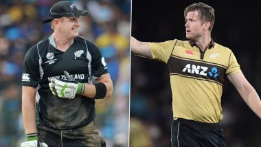 Jimmy Neesham, Scott Styris Take Hilarious Dig at ICC's Boundary Count Rule Following England's Euro 2020 Final Loss